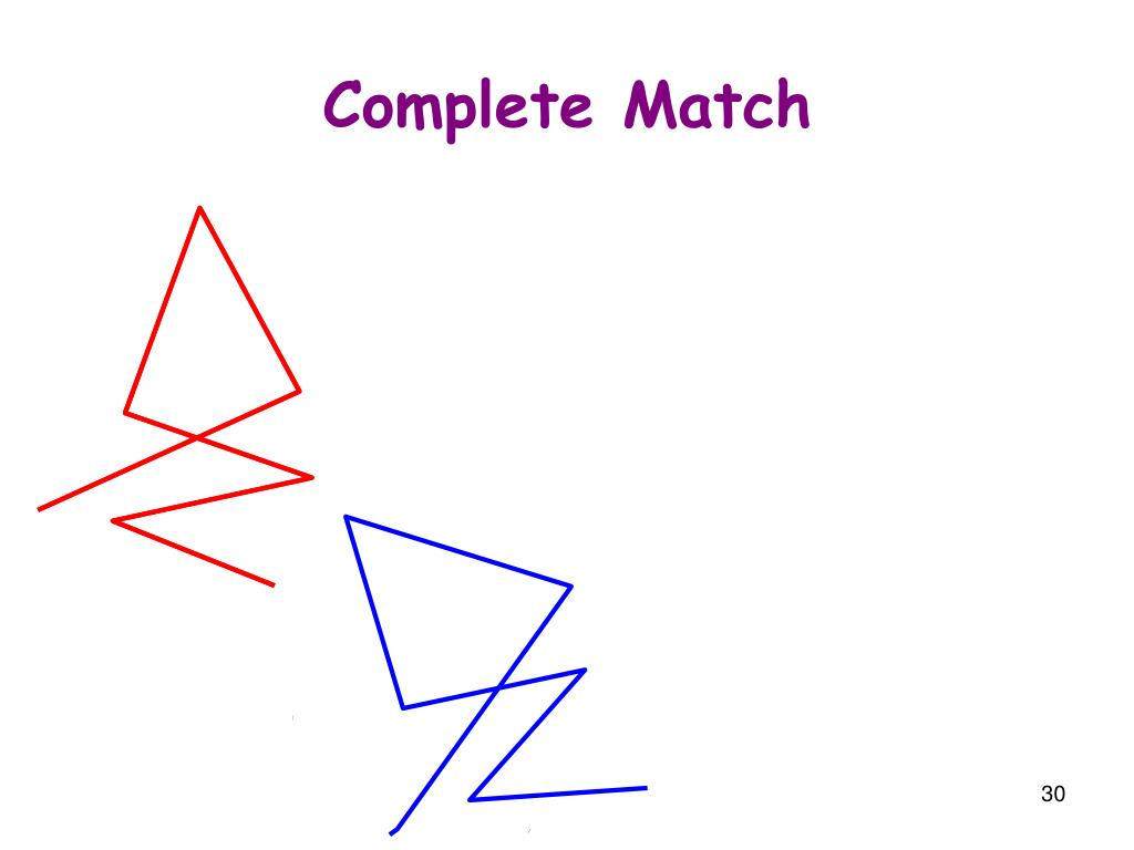 Complete Match