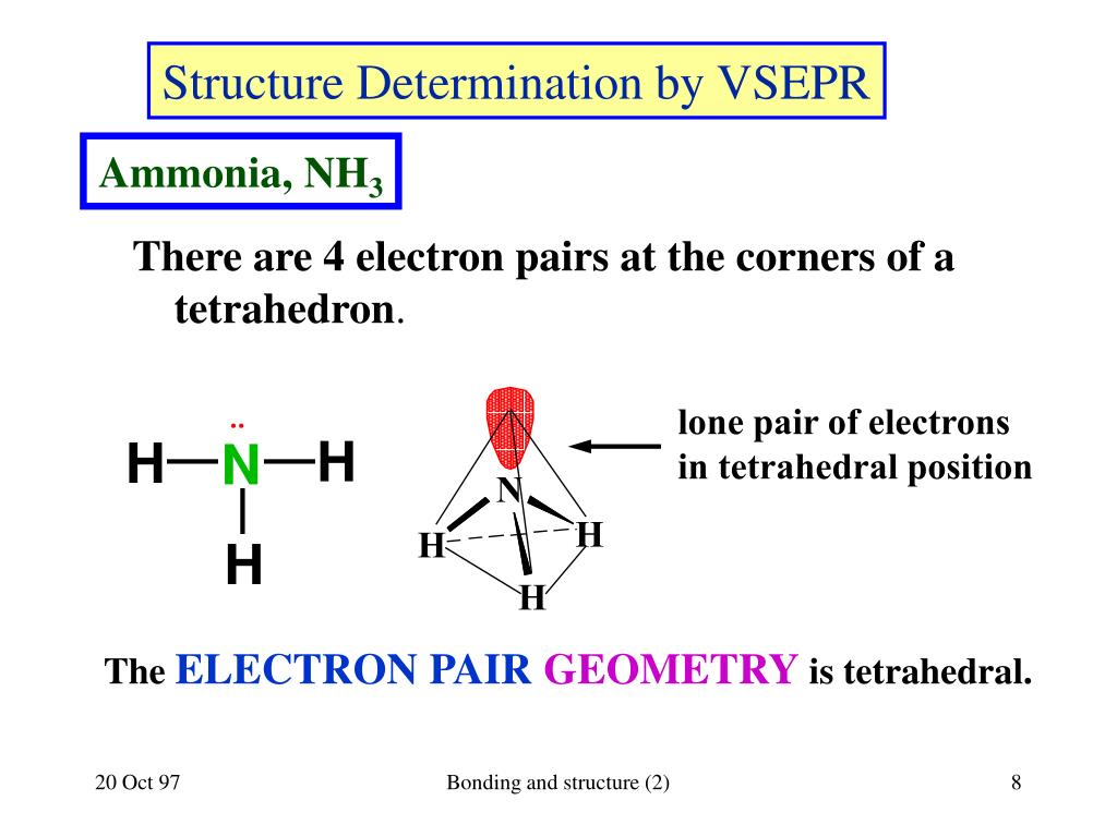 lone pair of electrons