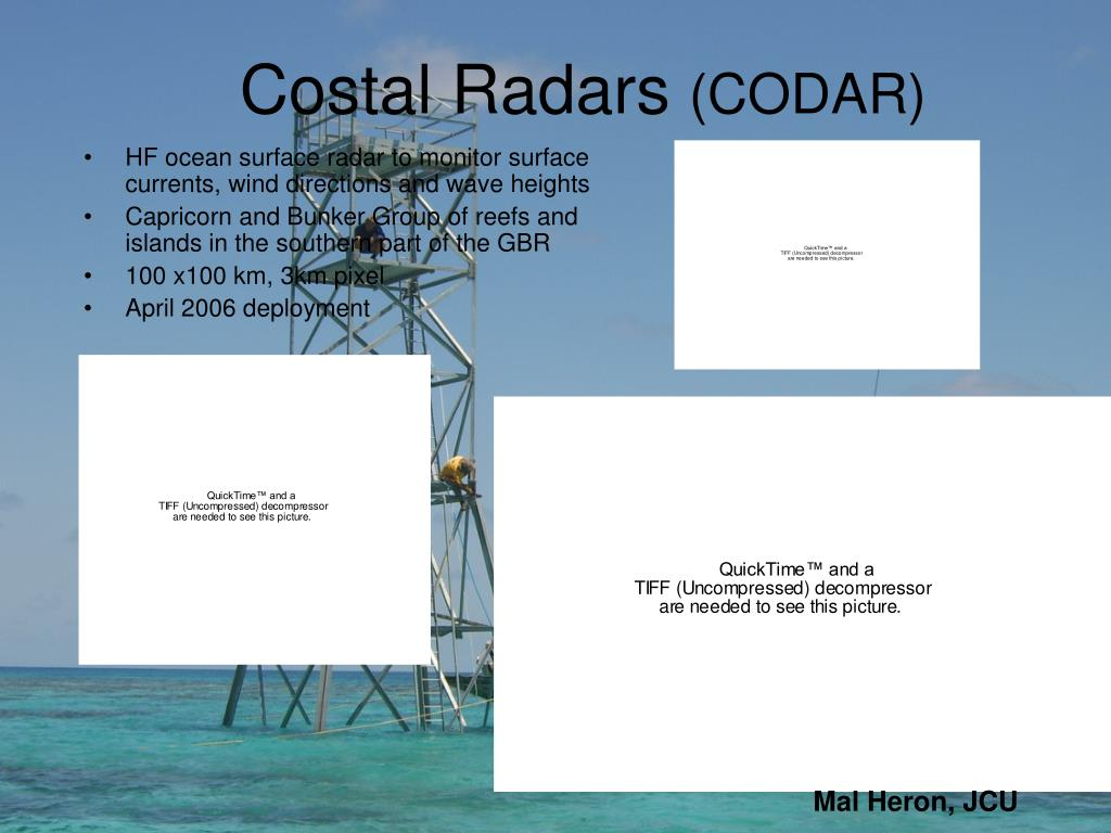 Costal Radars