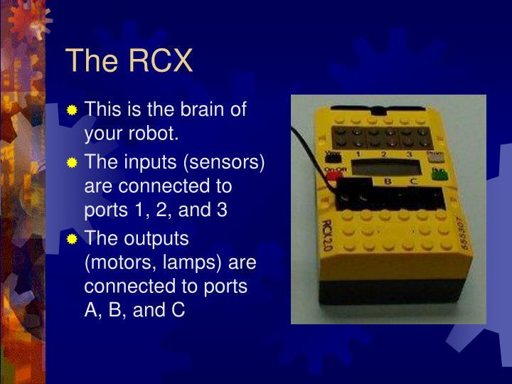 The RCX