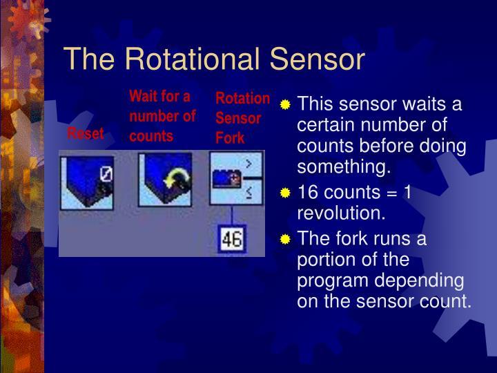 The Rotational Sensor