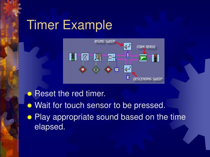 Timer Example