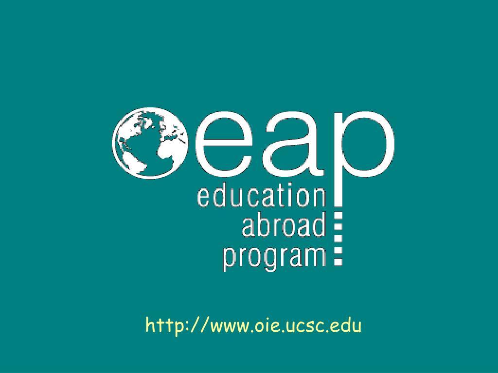 http://www.oie.ucsc.edu