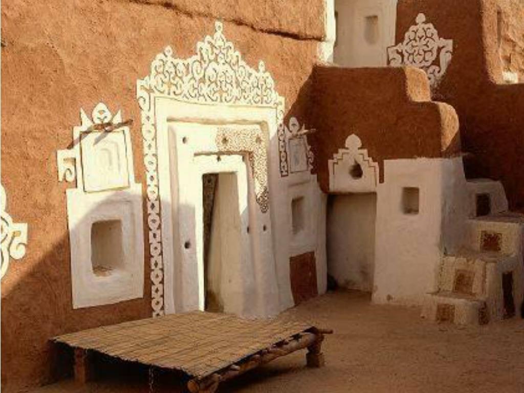 Ksour, Oualata, Mauritania