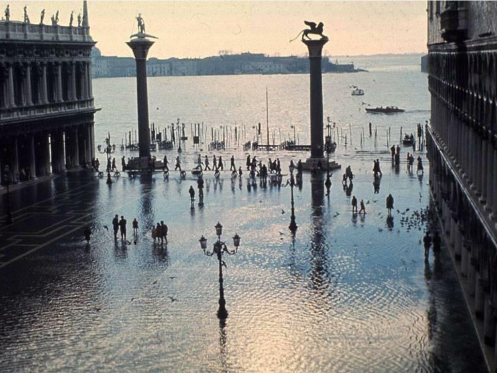 Venice and its lagoon, Italy