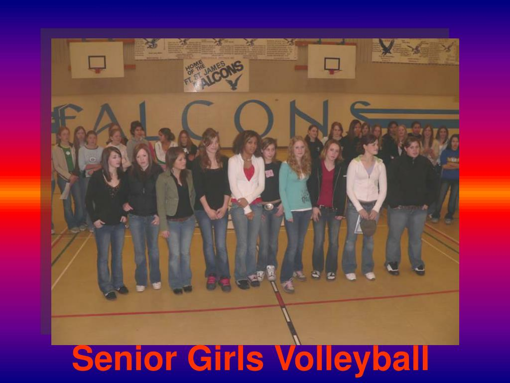 Senior Girls Volleyball