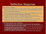 reflection response39