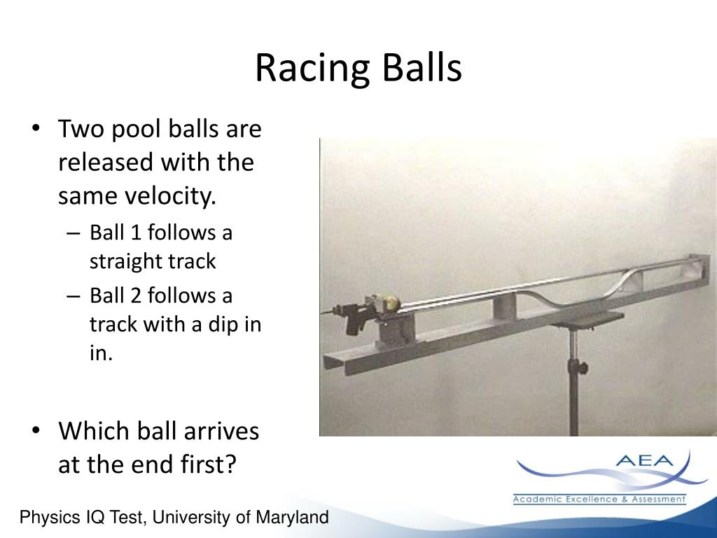 Racing Balls