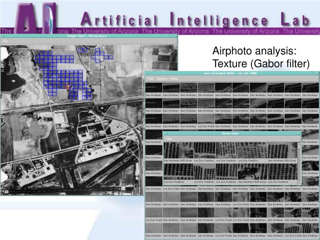Airphoto analysis:
