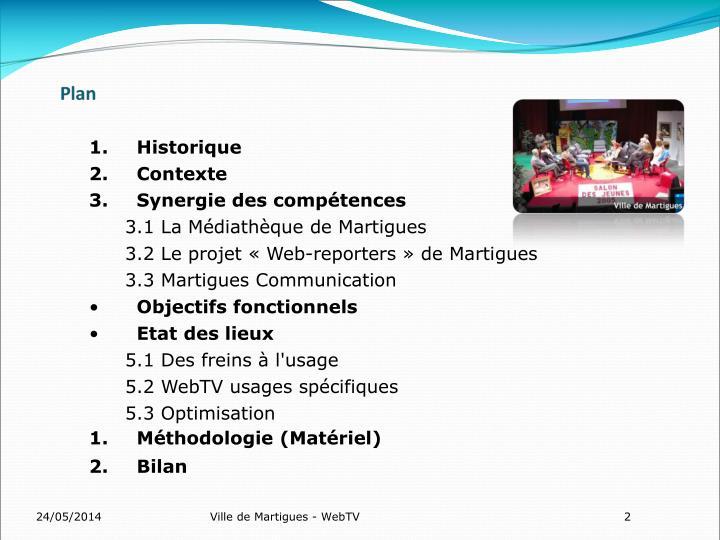 Ville de Martigues - WebTV