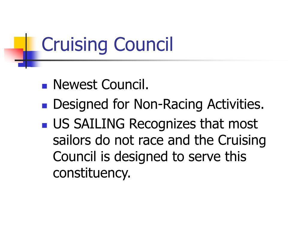 Cruising Council