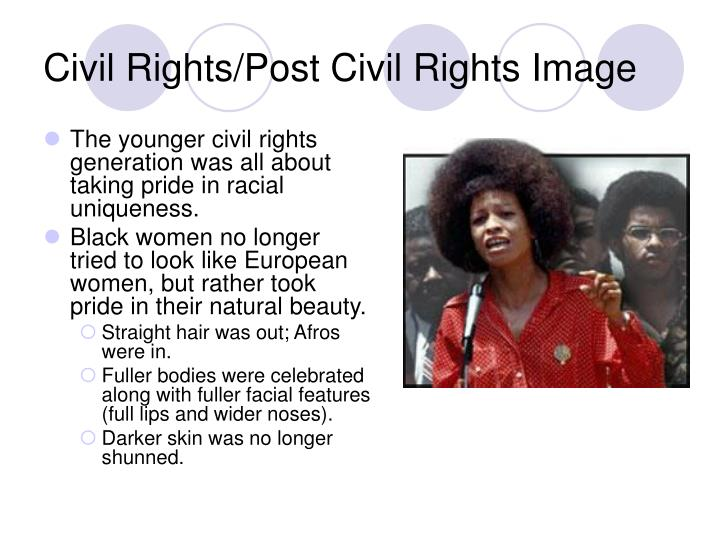 Civil Rights/Post Civil Rights Image