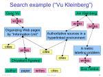 search example vu kleinberg