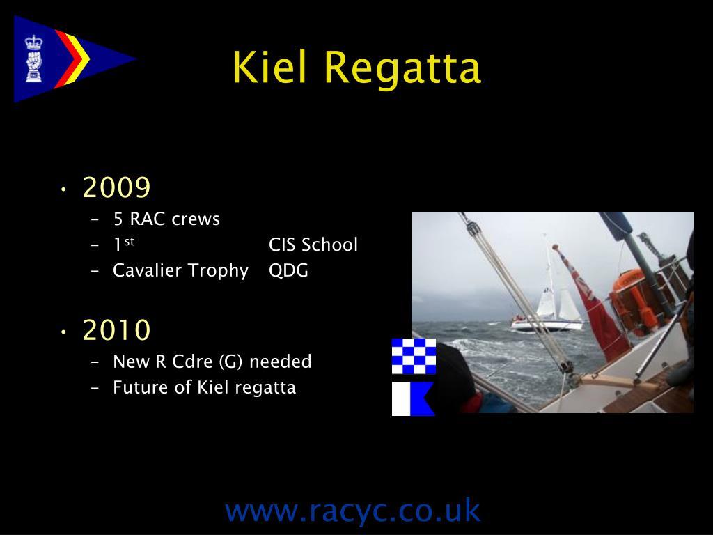 Kiel Regatta