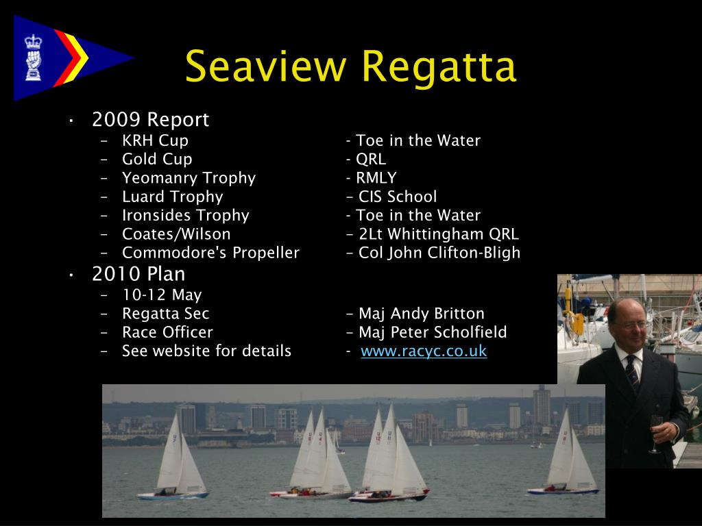 Seaview Regatta