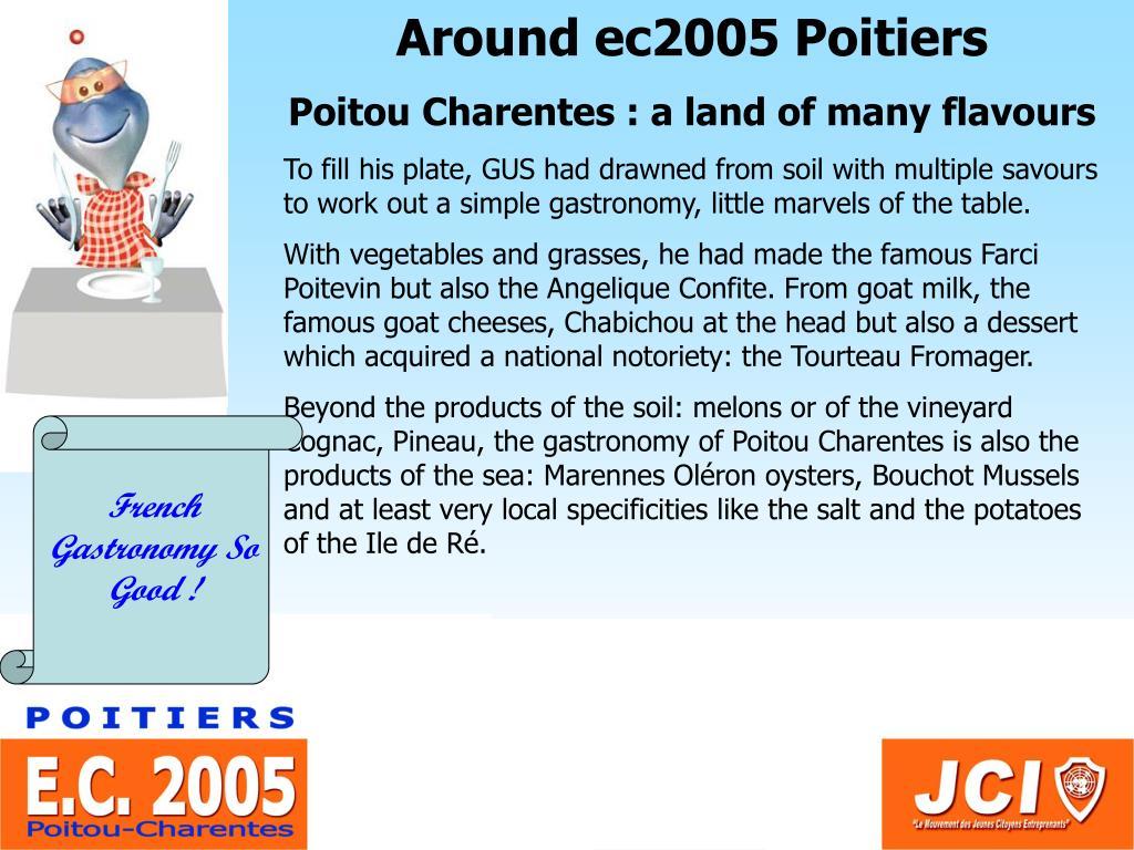 Around ec2005 Poitiers