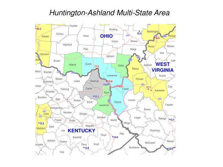 Huntington-Ashland Multi-State Area