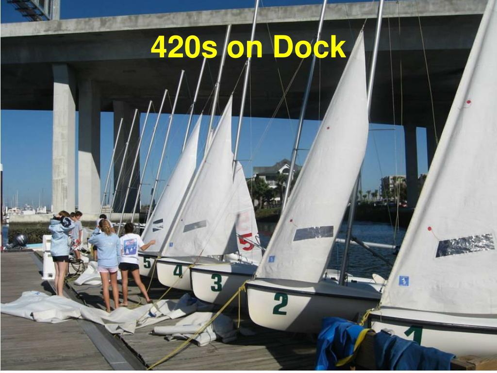420s on Dock