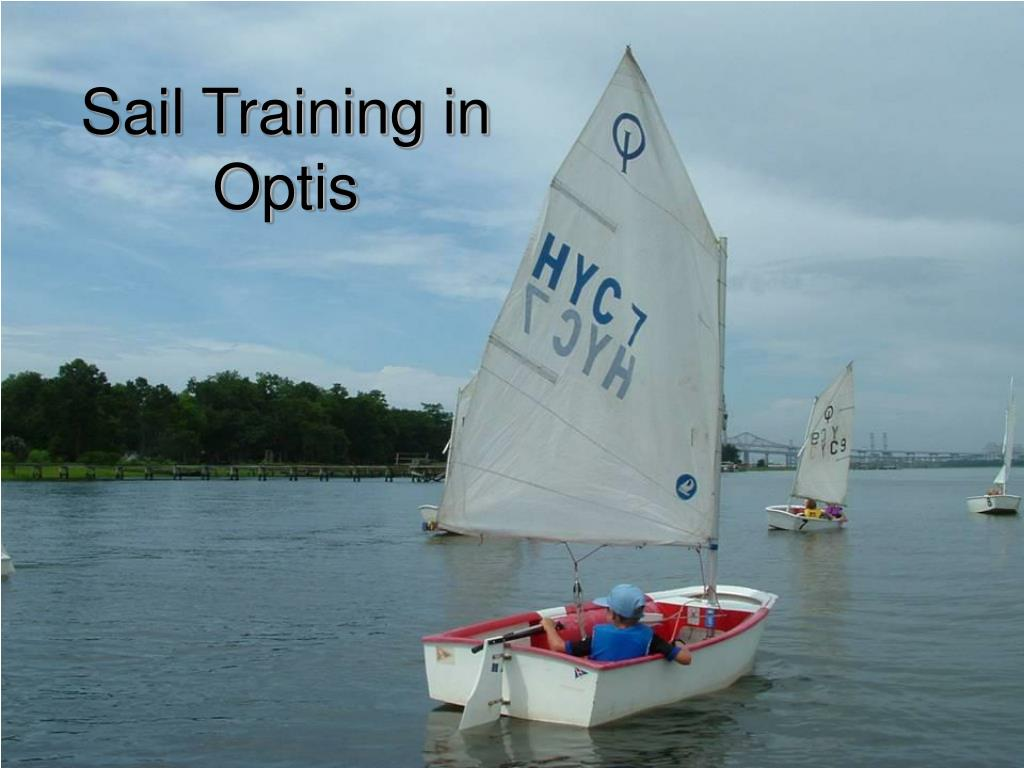 Sail Training in Optis