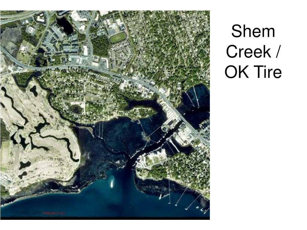 Shem Creek / OK Tire