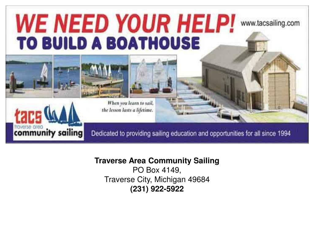 Traverse Area Community Sailing