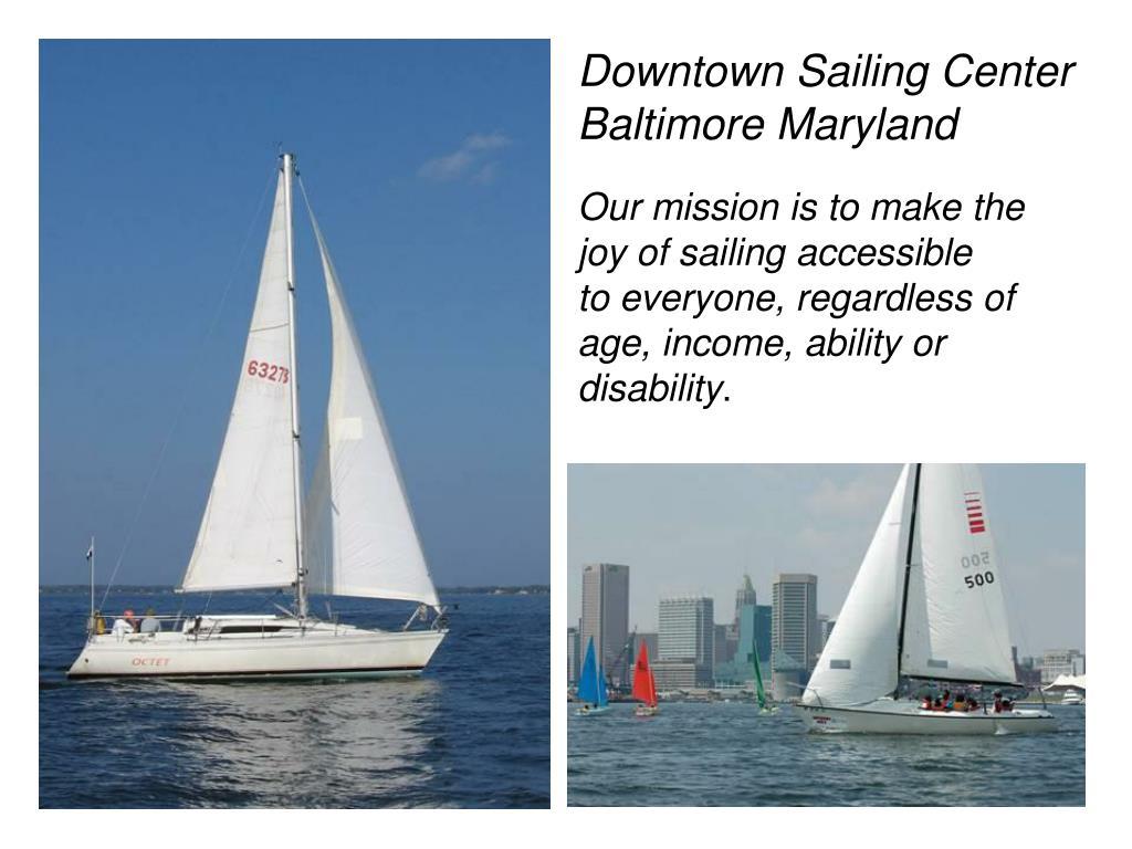 Downtown Sailing Center