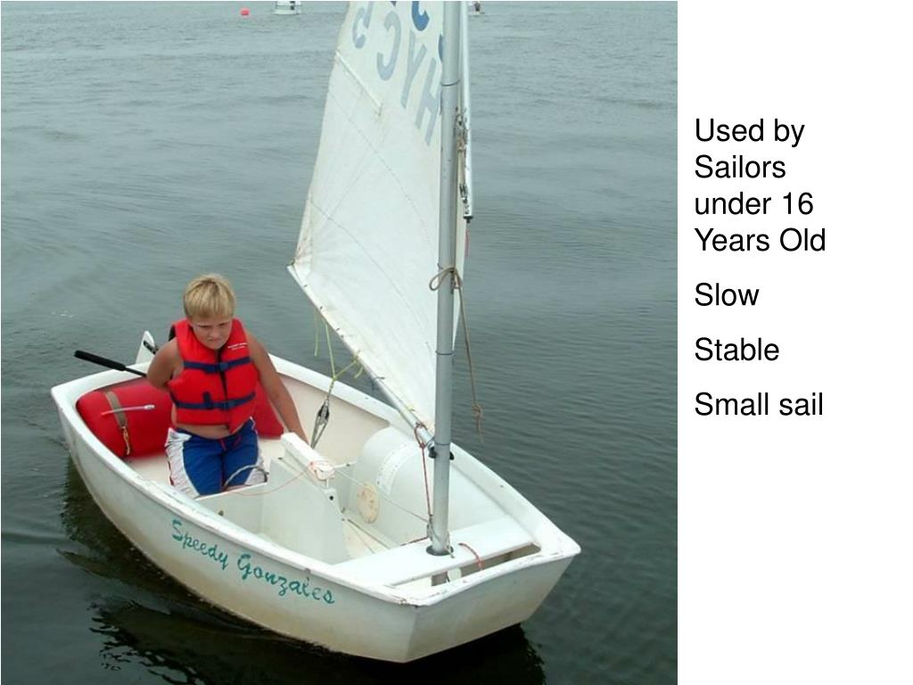 Used by Sailors under 16 Years Old