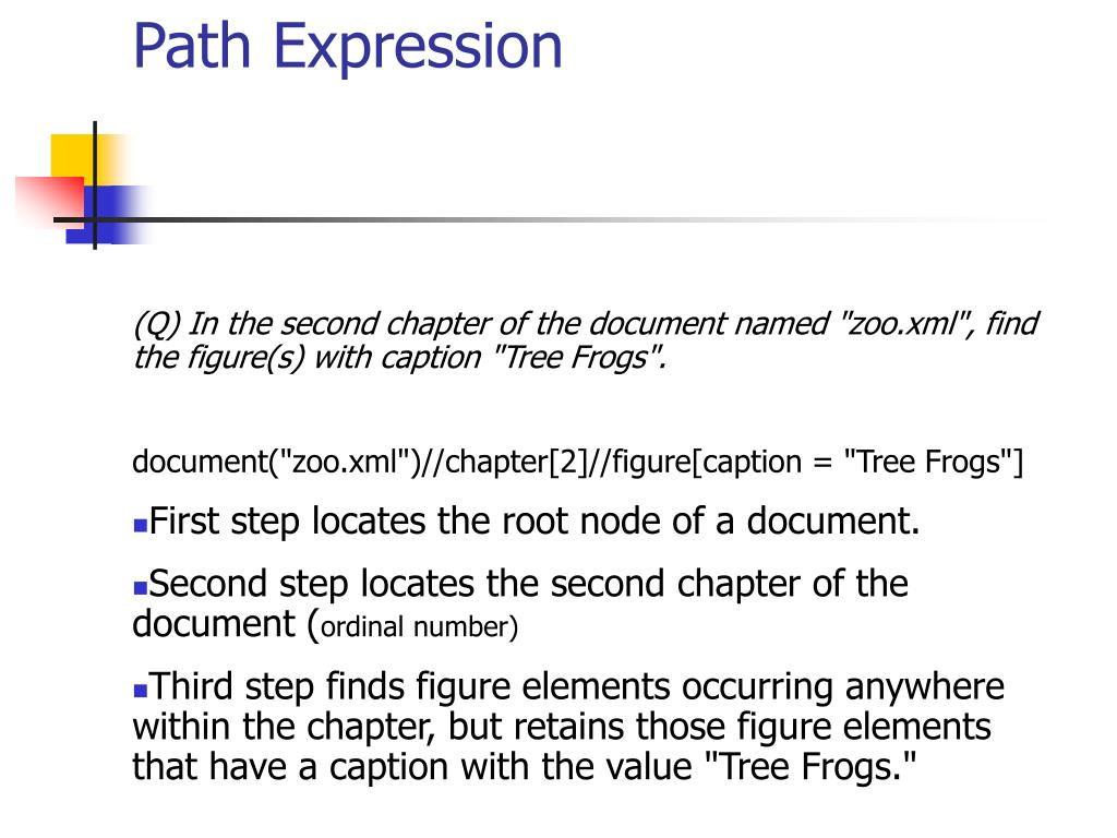Path Expression