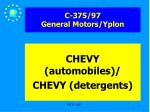 c 375 97 general motors yplon
