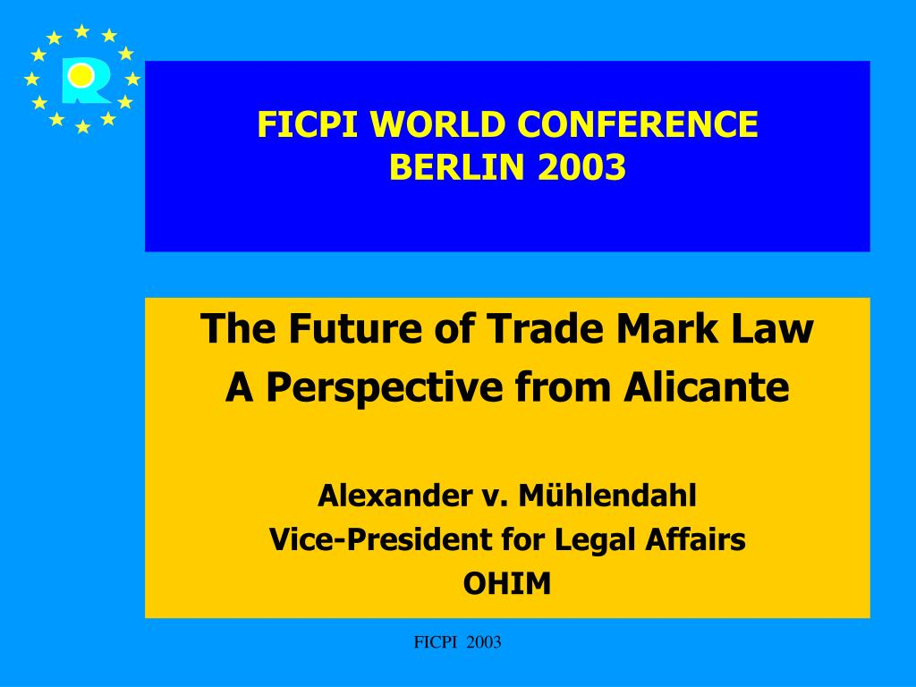 FICPI WORLD CONFERENCE