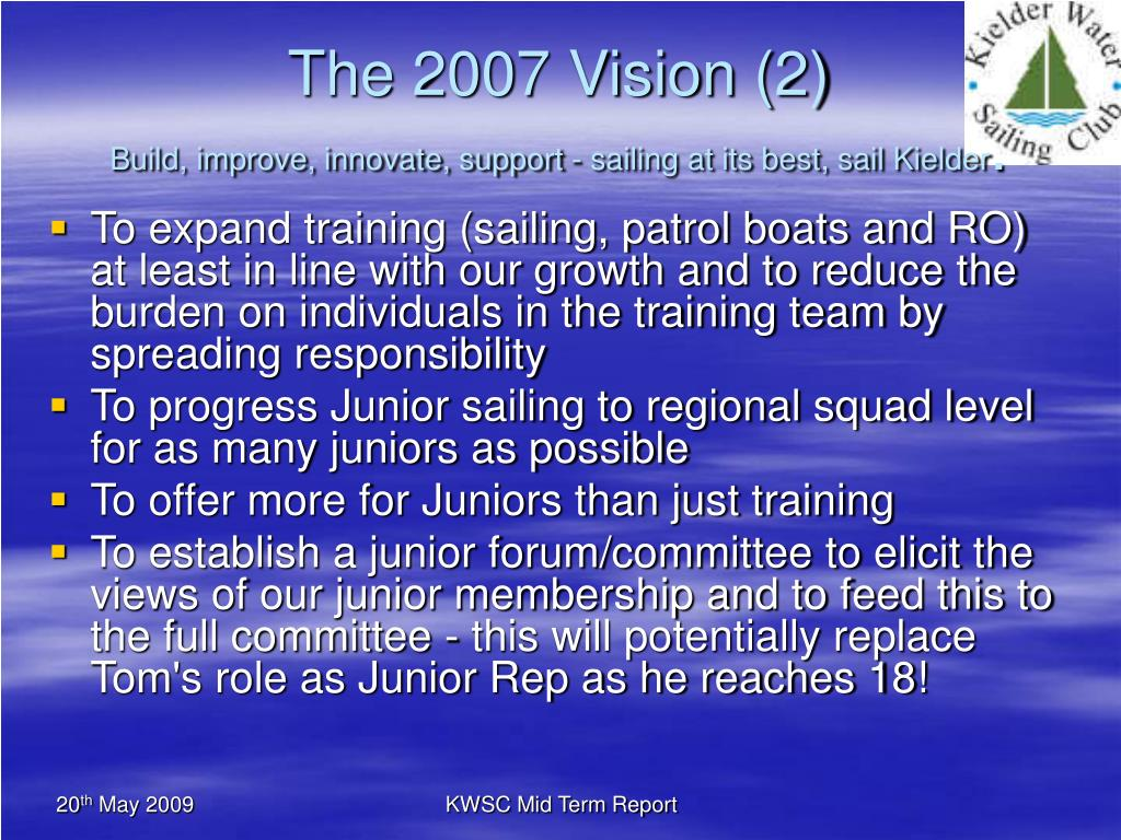 The 2007 Vision (2)