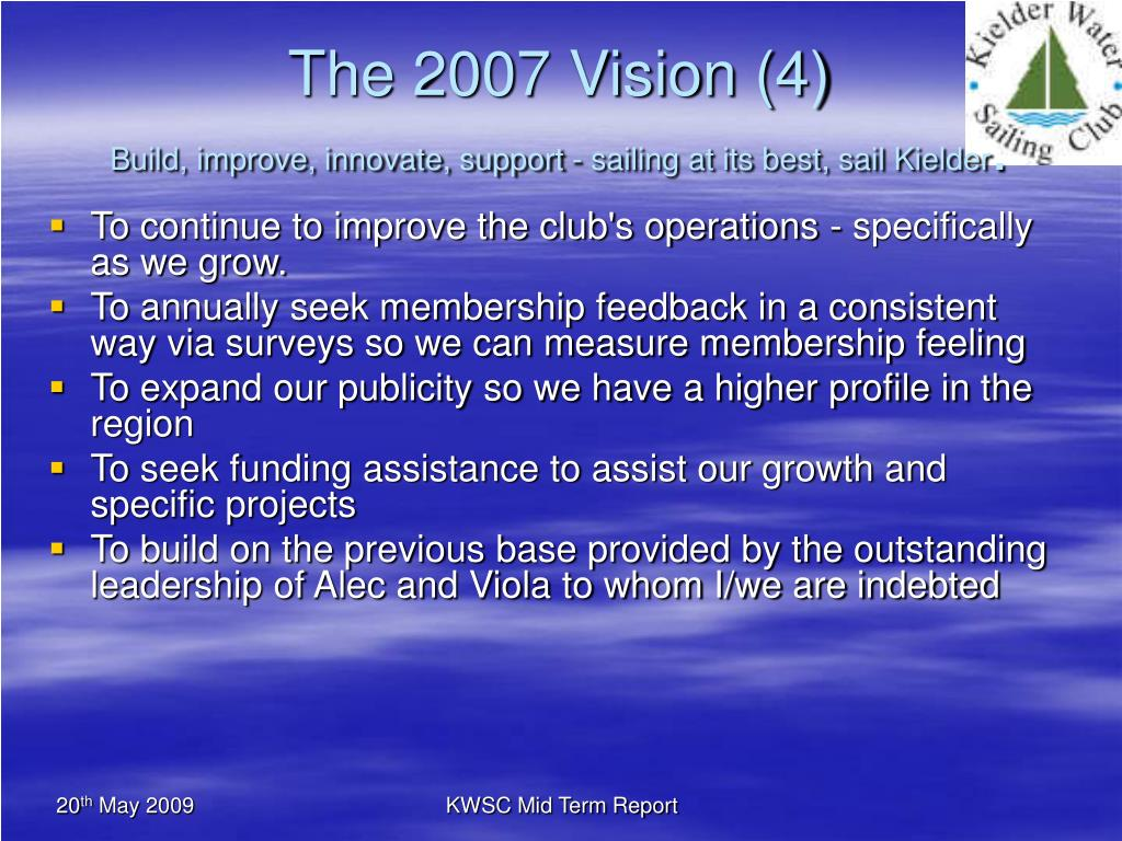 The 2007 Vision (4)
