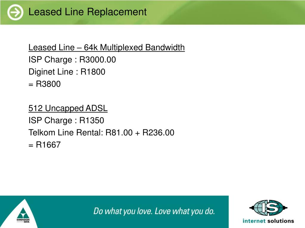 Leased Line Replacement