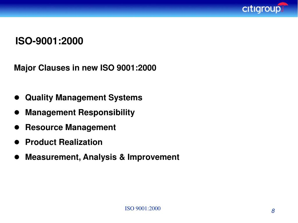 ISO-9001:2000