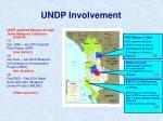 undp involvement