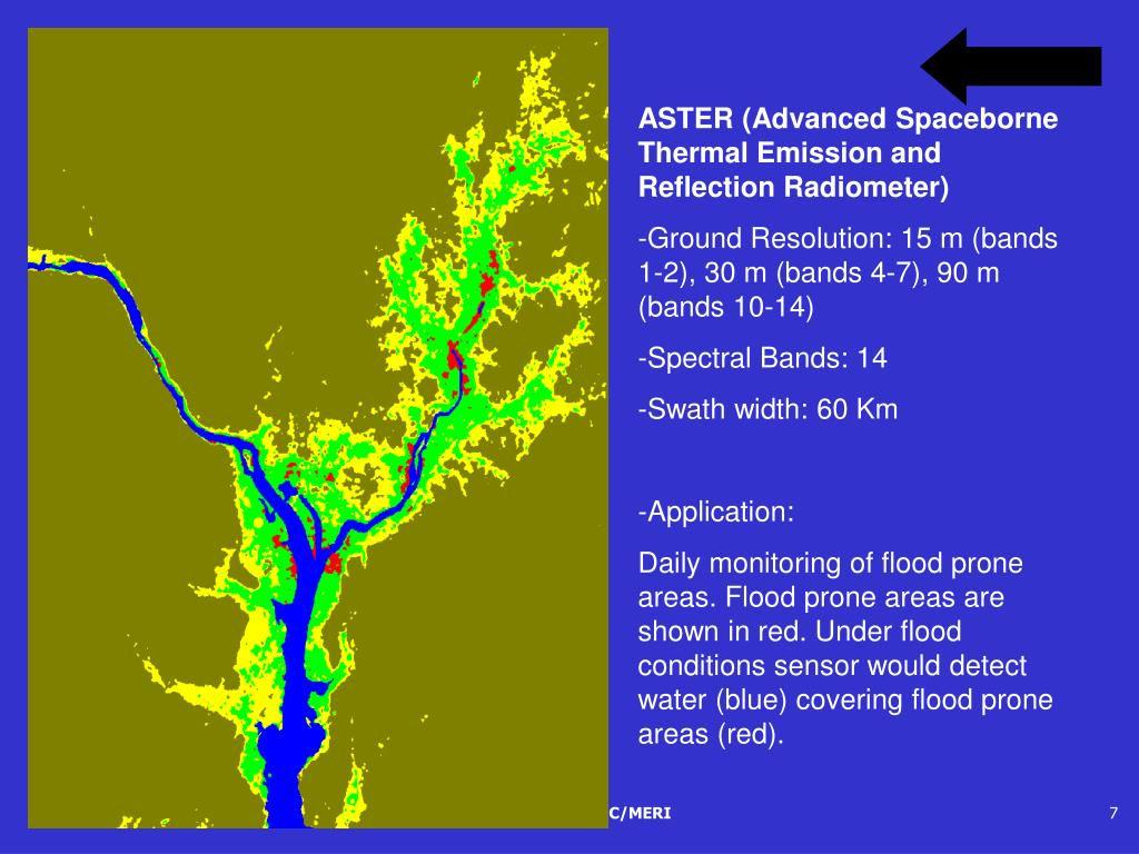 ASTER (Advanced Spaceborne Thermal Emission and Reflection Radiometer)