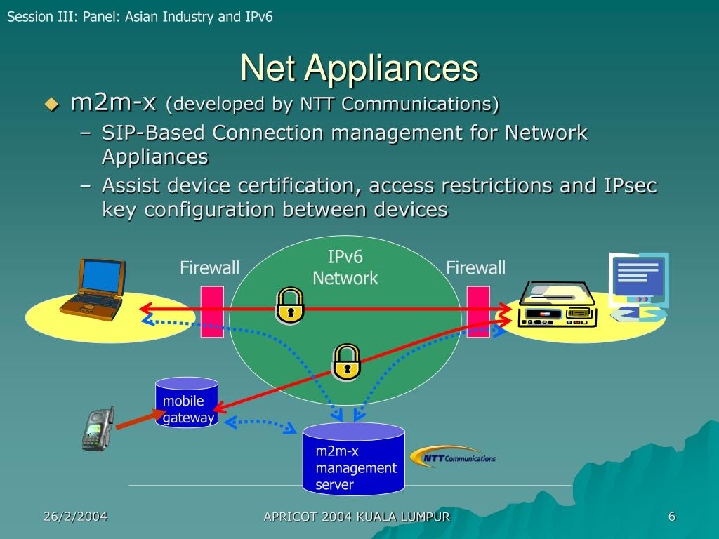 Net Appliances