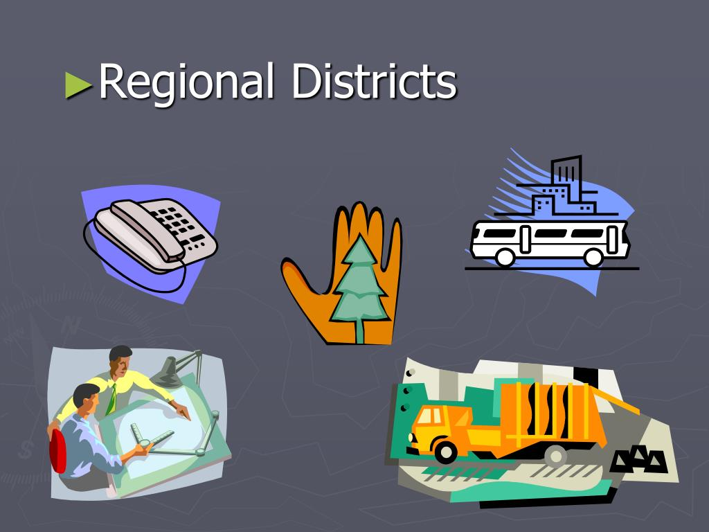 Regional Districts