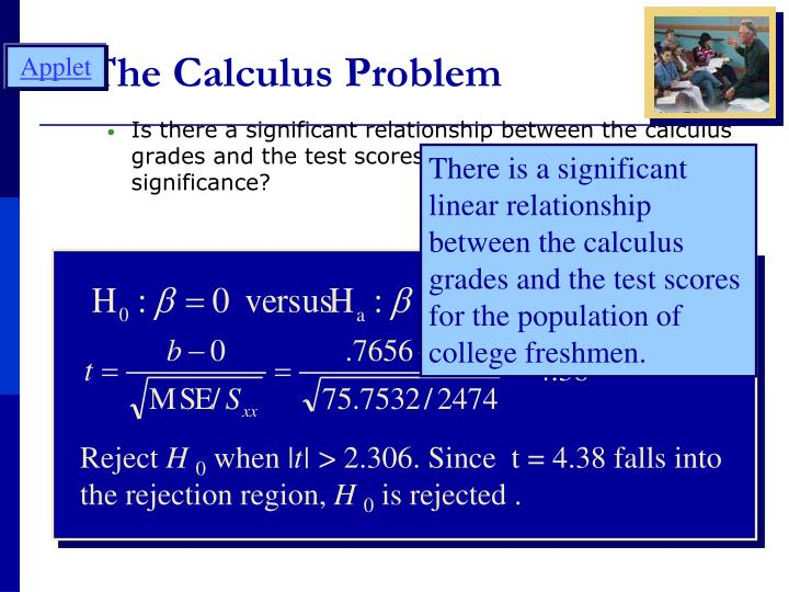 The Calculus Problem