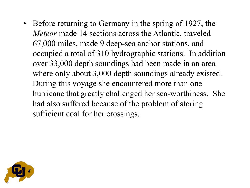 Before returning to Germany in the spring of 1927, the
