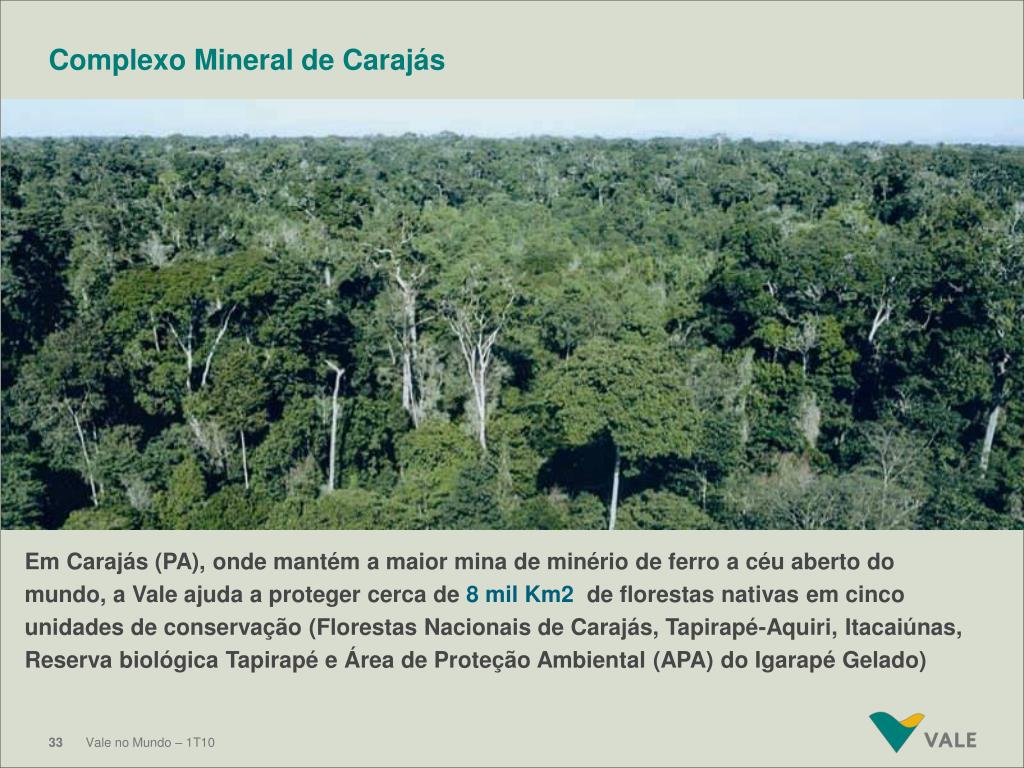 Complexo Mineral de Carajás