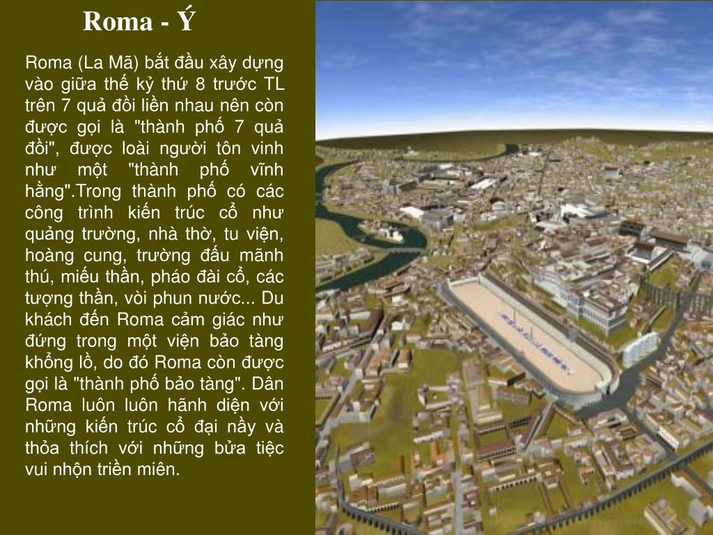 Roma - Ý