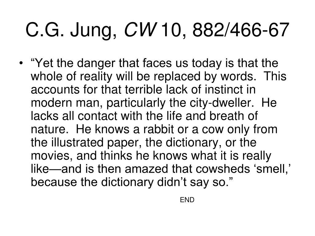 C.G. Jung,