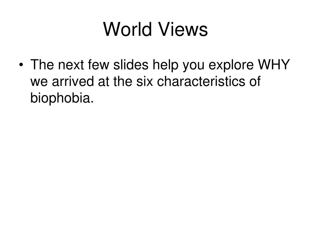 World Views