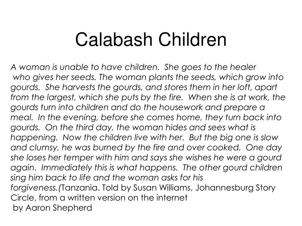 Calabash Children