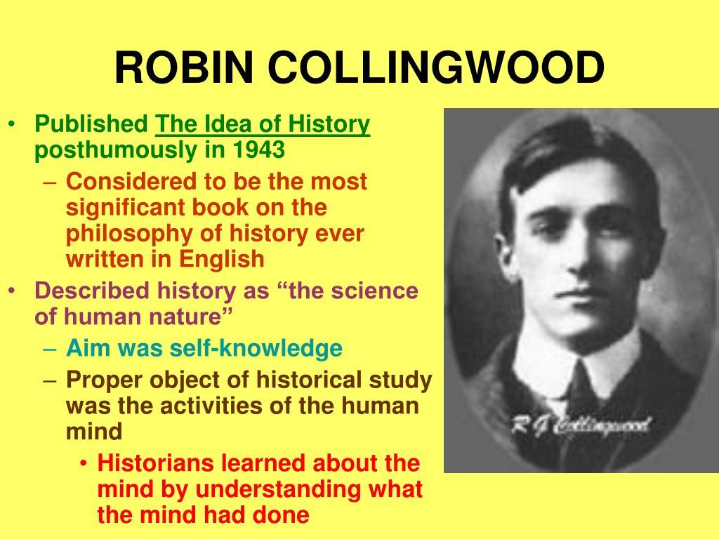 ROBIN COLLINGWOOD