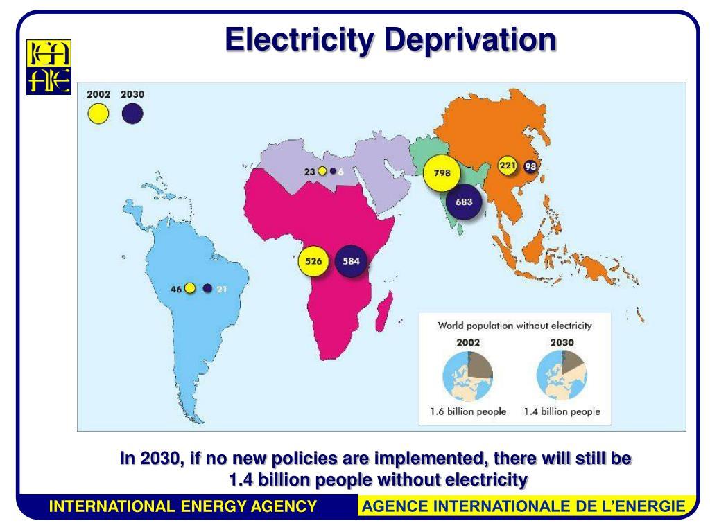 Electricity Deprivation