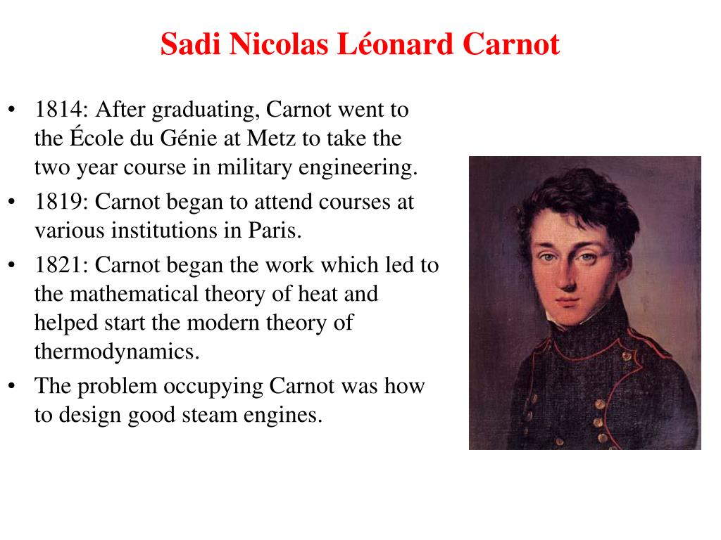 Sadi Nicolas Léonard Carnot