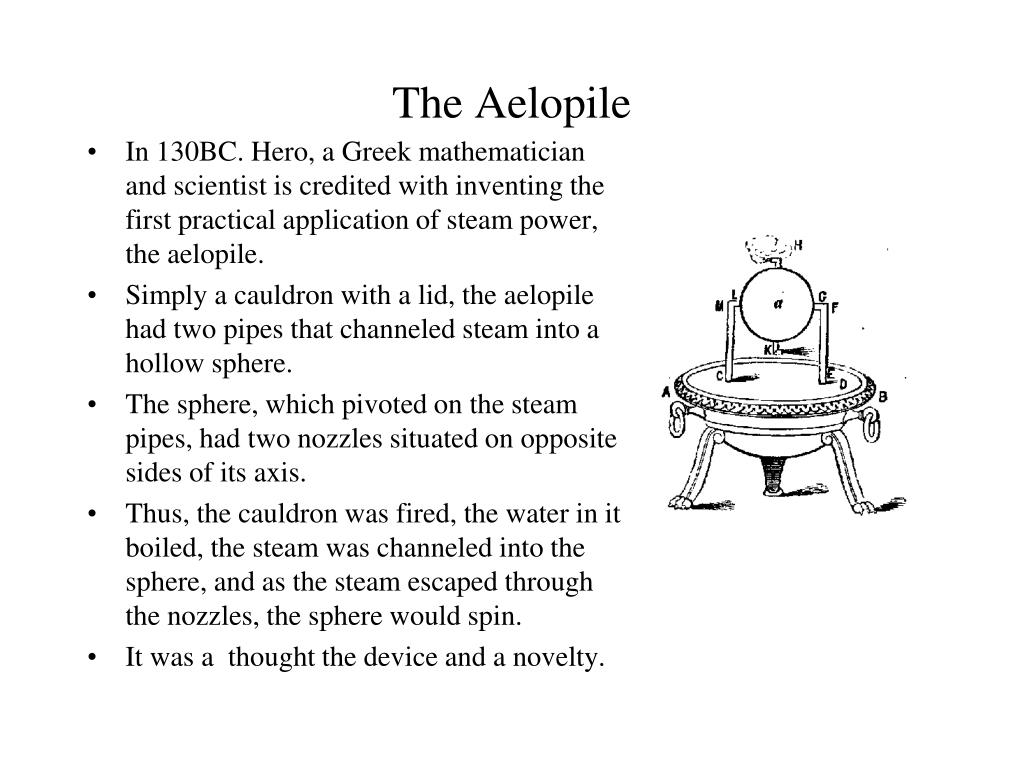 The Aelopile