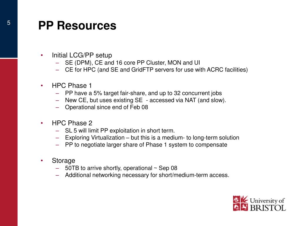PP Resources